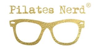 Pilates Nerd Logo